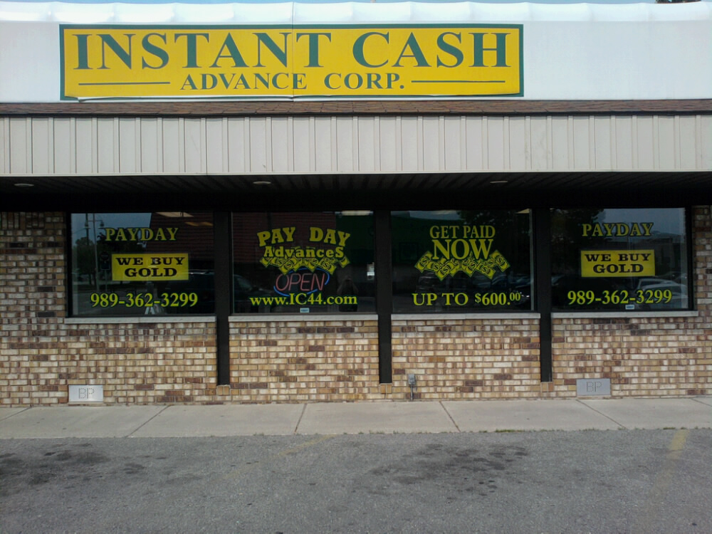 Payday loans in East Tawas, MI